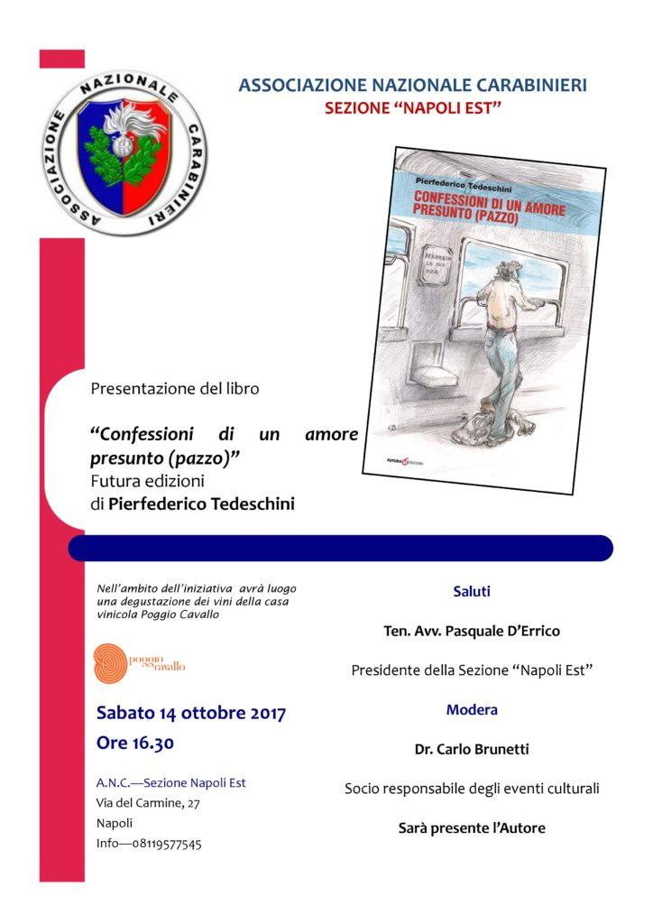 Loandina per la presentazione del 14 ottobre 2017
