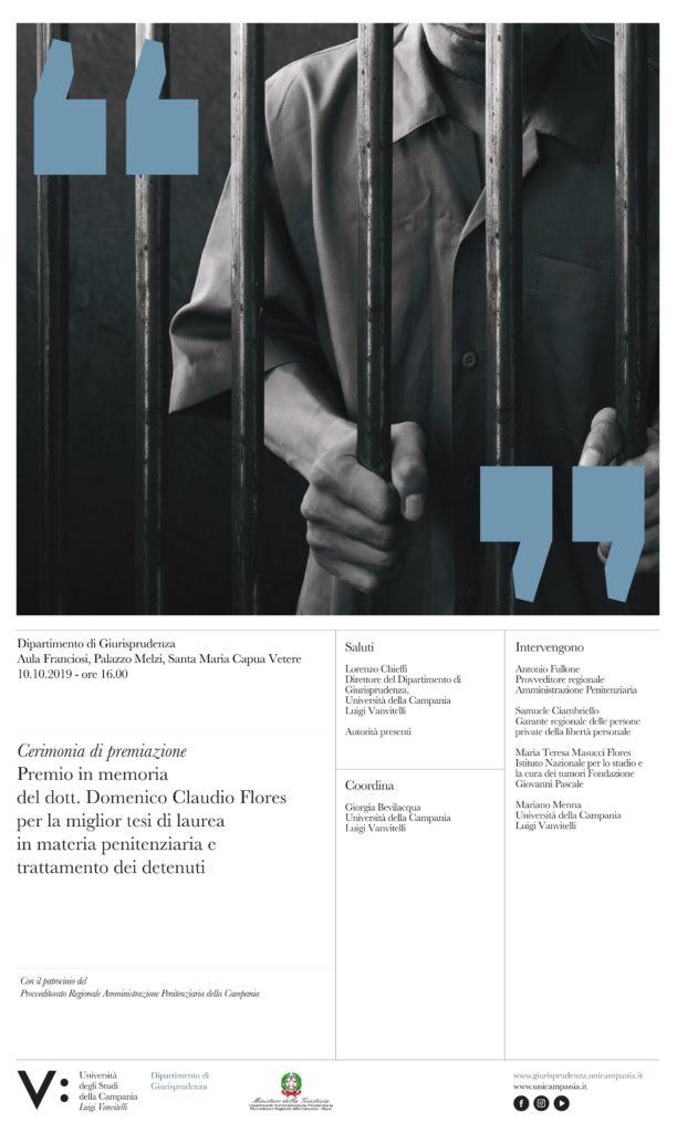Locandina Premio Flores – 2019