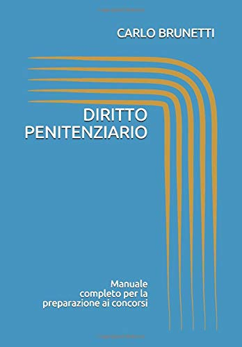 Diritto penitenziario Carlo Brunetti